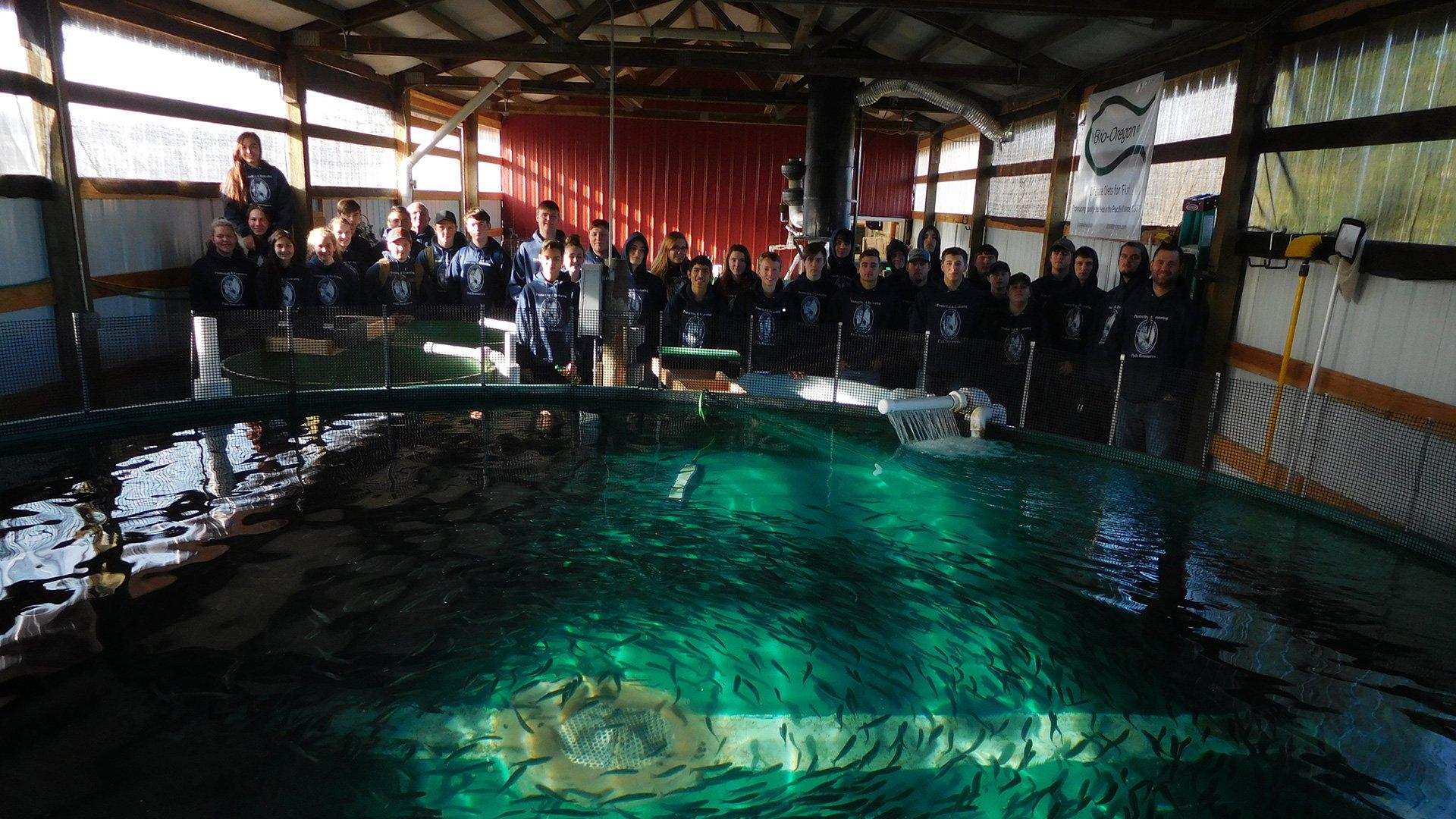 Onalaska High School – Chehalis Basin Fisheries Task Force